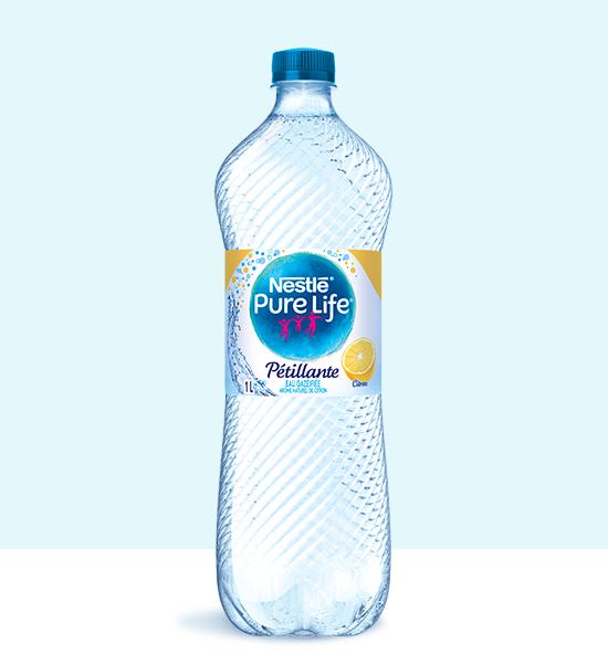 Sparkling 1L Lemon