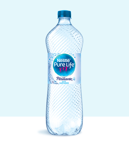 Sparkling 1L Bottle