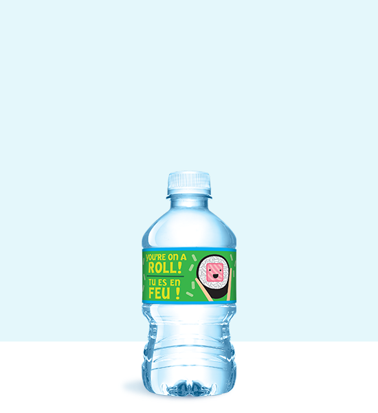 Bottle 330mL Share Roll