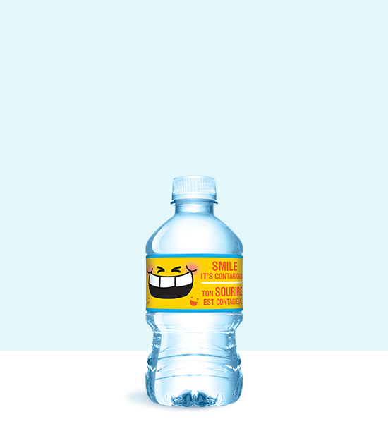 Bottle 330mL Share Smile