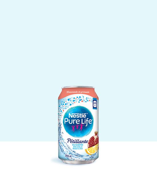 355 mL limonade et grenade