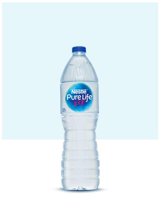 5 Gallon Jugs Purified Bottled Water Nestle Pure Life