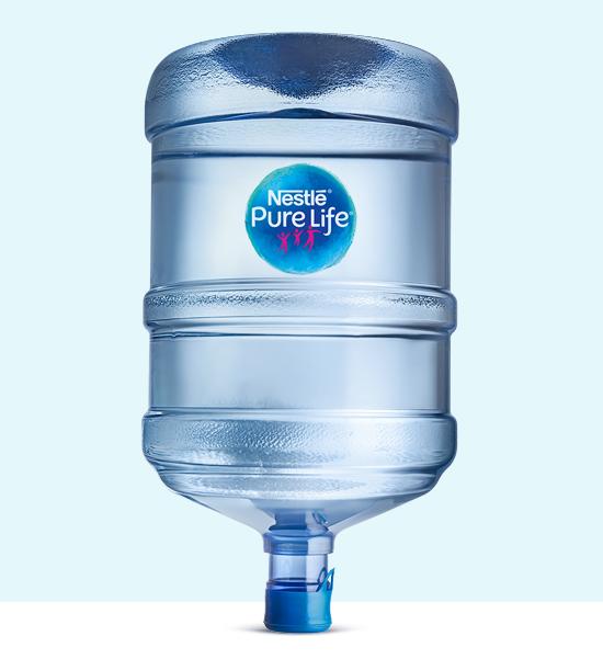 قنينة نستله بيور لايف سعة 18 9 ليتر Nestle Pure Life