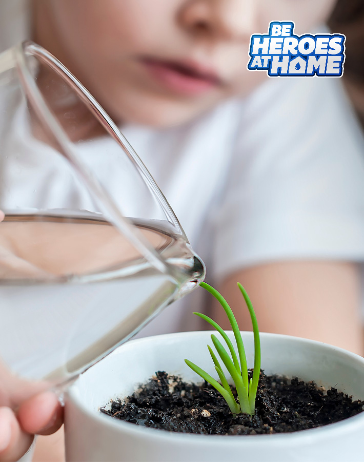 nestle pure life water conservation at home