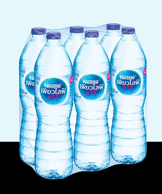 6 x 1.5 L bottle