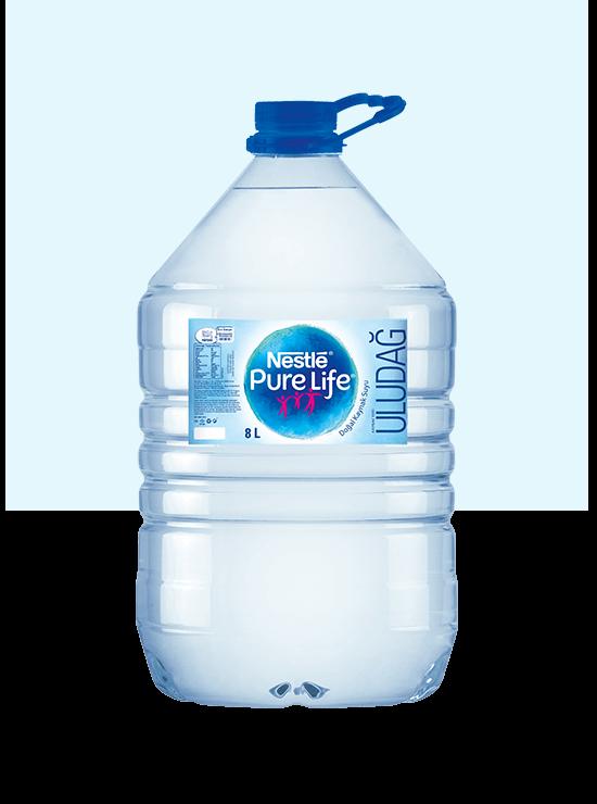 Nestlé Pure Life 8L