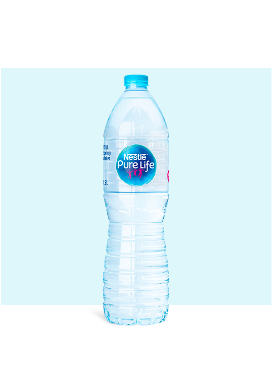 Nestlé Pure Life Still Spring Water 1.5L