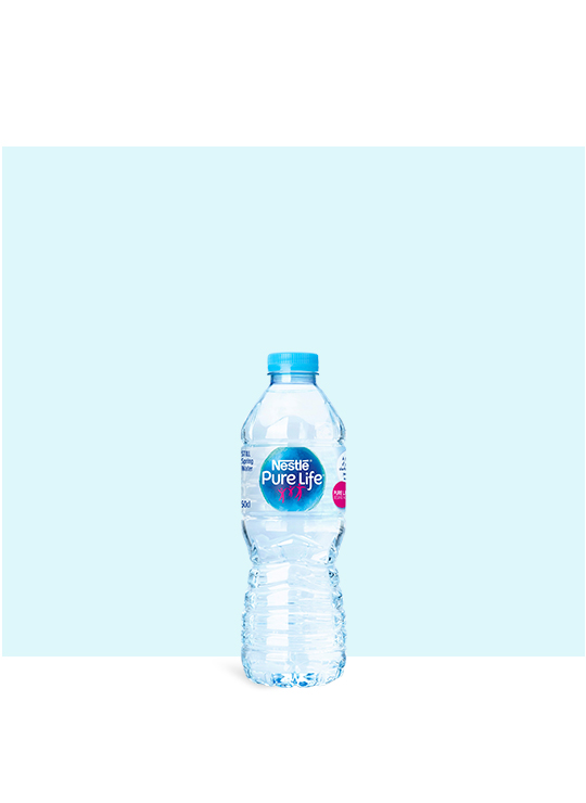 Nestlé Pure Life Still Spring Water 500ml