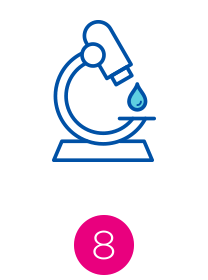 Laboratory Check Icon
